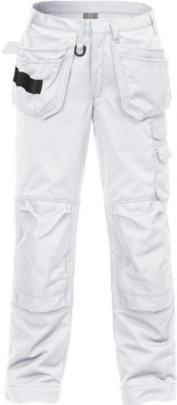 Fristads Icon One Craftsman Trousers 2084 LUXE / 120949 (White)